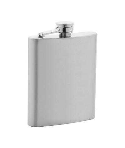 Flasque en acier inoxydable 200 ml