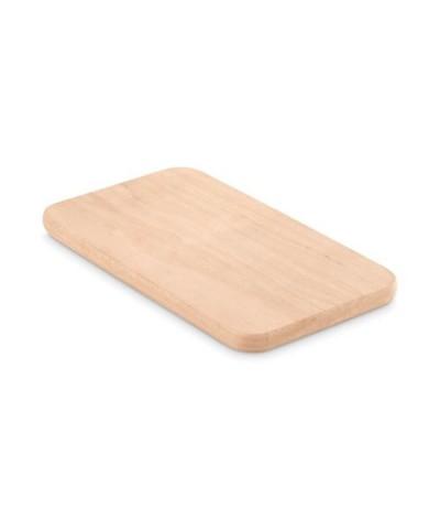 Petite planche à découper en bois d'aulne