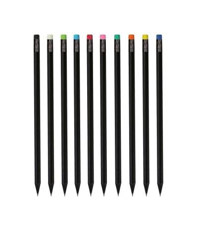 Crayon à papier en bois de tilleul