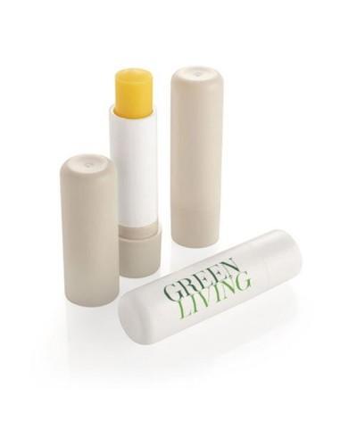 Stick à lèvres en plastique recyclé / végan bio