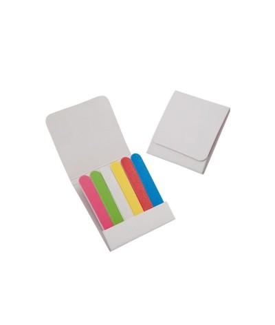 Set 6 limes à ongles en carton