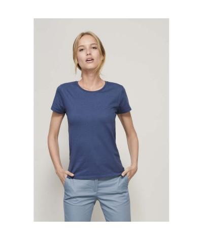 T-shirt femme coton bio 150 gr.