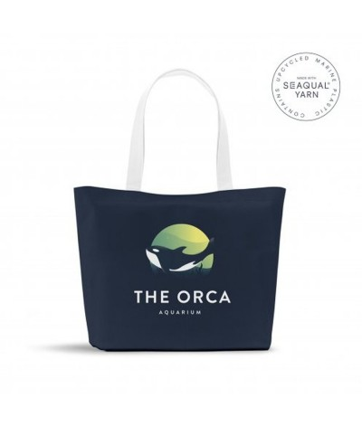 Sac de plage recyclé 100% seaqual made in europe