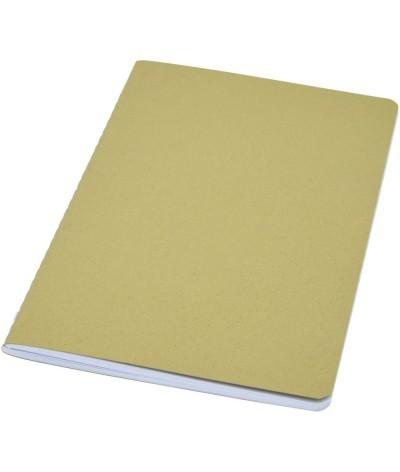 Carnet de notes flexible à base de résidus d'olive et papier Crush