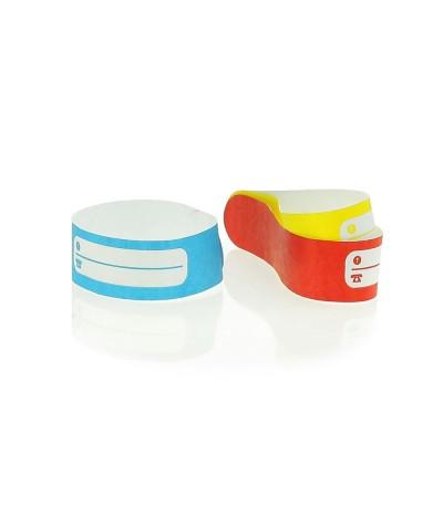 Bracelet d'identification en tyvek® pour enfants