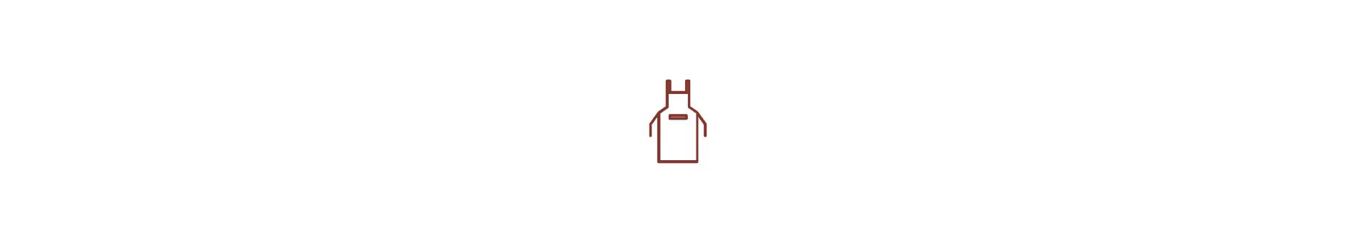 Tabliers bar et cuisine
