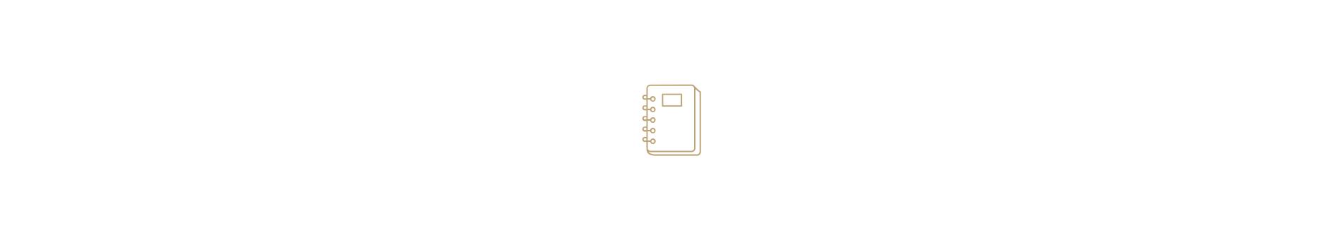Blocs notes - Carnets - Conférenciers