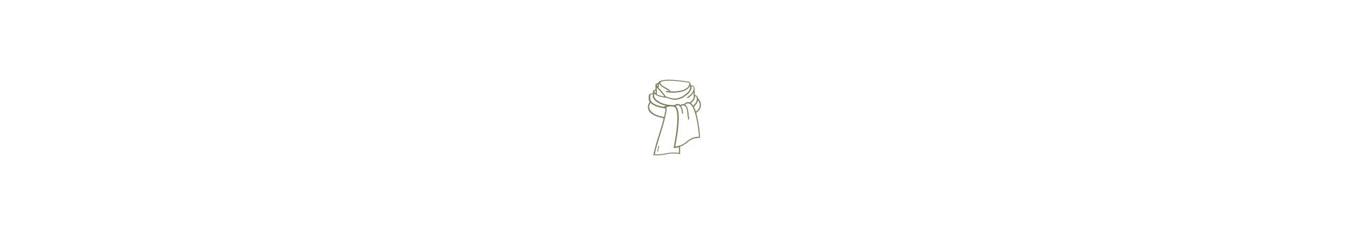 Accessoires (cache bouton - écharpes - bonnets...) - Ponchos - Plaid